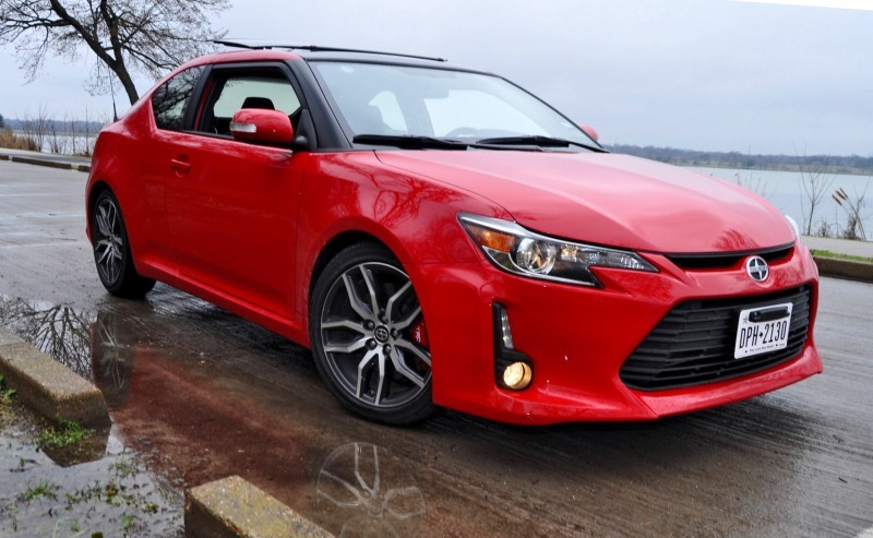 Road Test Review - 2015 Scion tC 6-Speed With TRD Performance Parts 51