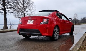 Road Test Review - 2015 Scion tC 6-Speed With TRD Performance Parts 54