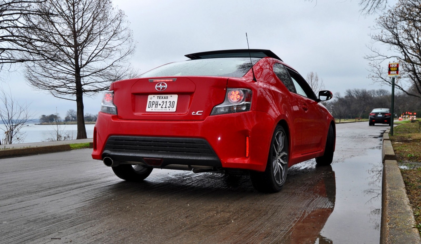 Road Test Review - 2015 Scion tC 6-Speed With TRD Performance Parts 55