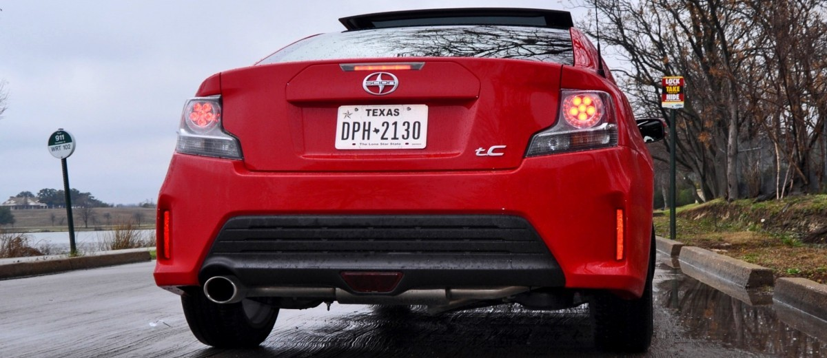 Road Test Review - 2015 Scion tC 6-Speed With TRD Performance Parts 57