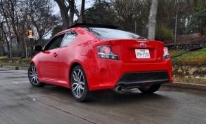 Road Test Review - 2015 Scion tC 6-Speed With TRD Performance Parts 6