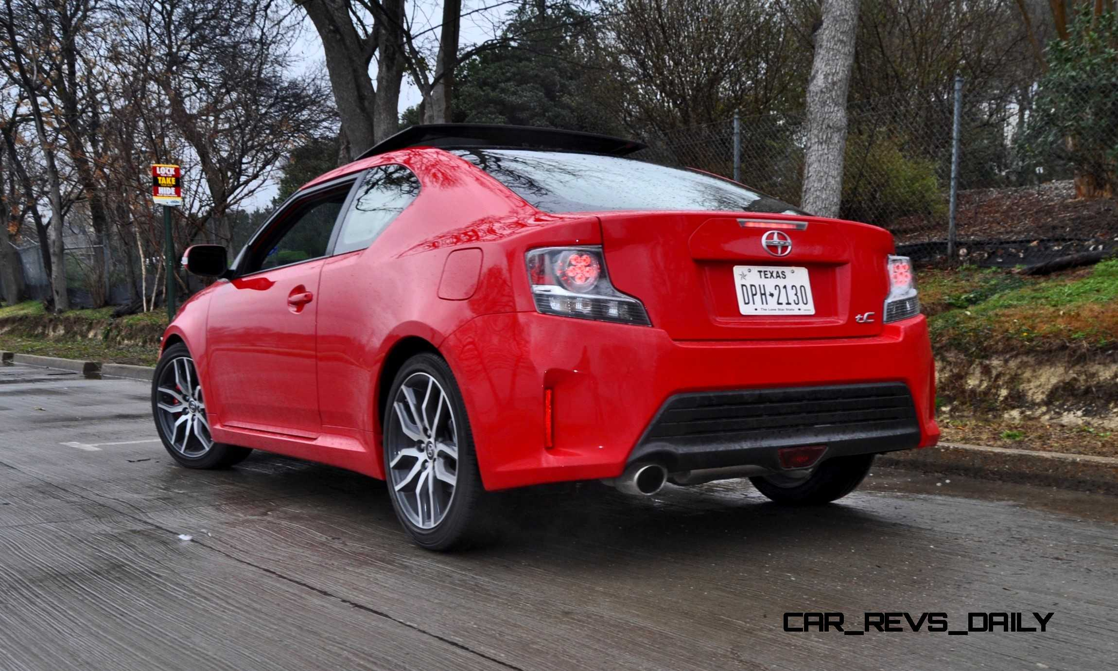 Road Test Review Scion TC Speed With TRD Performance Parts - Acura rsx performance parts