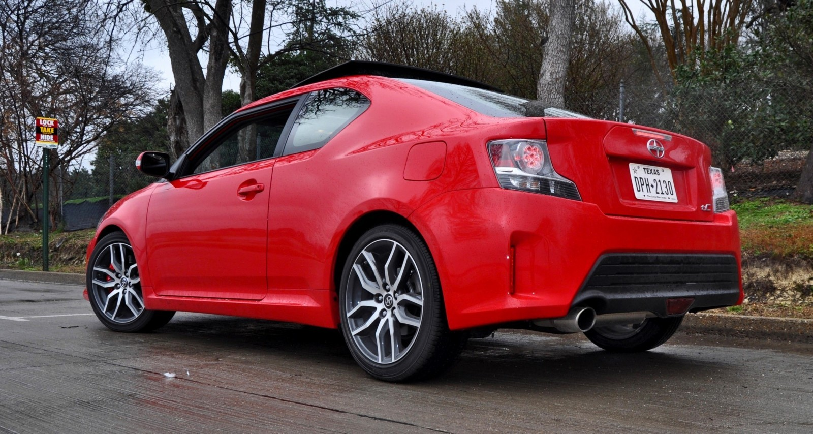 Road Test Review - 2015 Scion tC 6-Speed With TRD Performance Parts 64