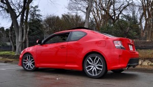 Road Test Review - 2015 Scion tC 6-Speed With TRD Performance Parts 66