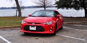 Road Test Review - 2015 Scion tC 6-Speed With TRD Performance Parts 69