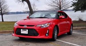 Road Test Review - 2015 Scion tC 6-Speed With TRD Performance Parts 70