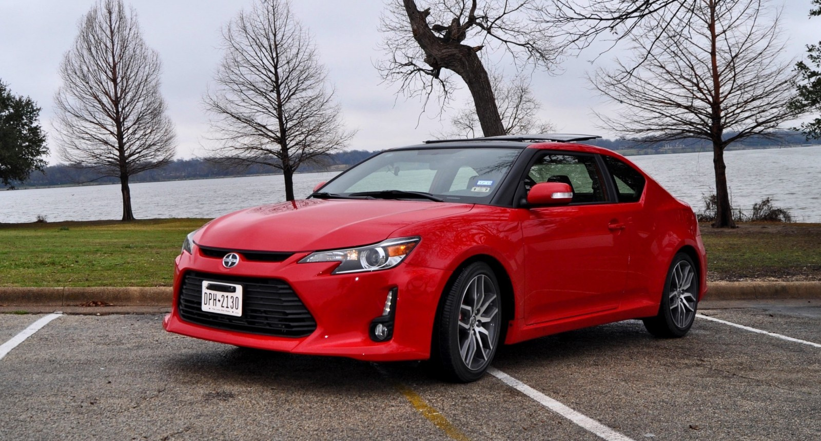 Road Test Review - 2015 Scion tC 6-Speed With TRD Performance Parts 72