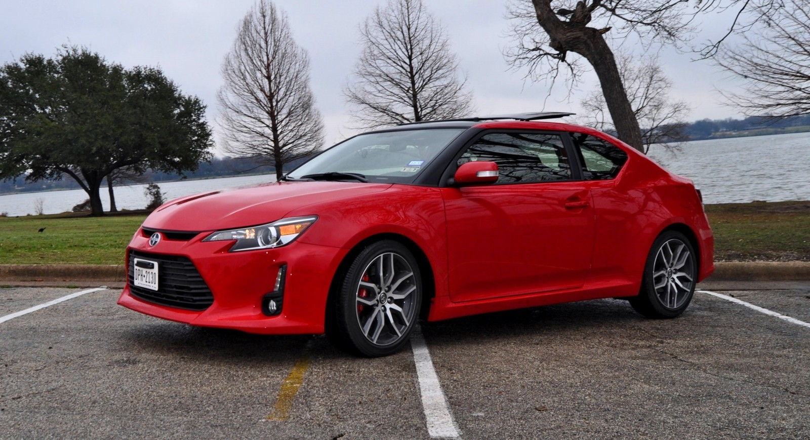 Road Test Review - 2015 Scion tC 6-Speed With TRD Performance Parts 74