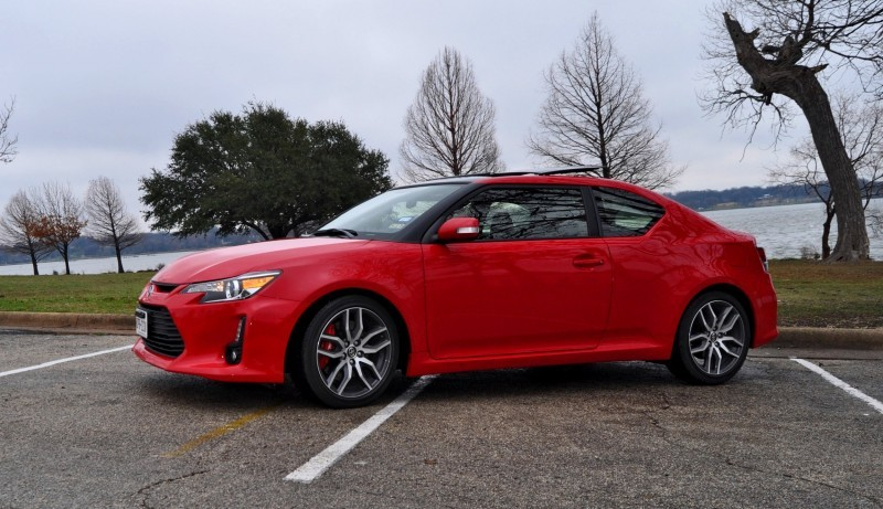 Road Test Review - 2015 Scion tC 6-Speed With TRD Performance Parts 76