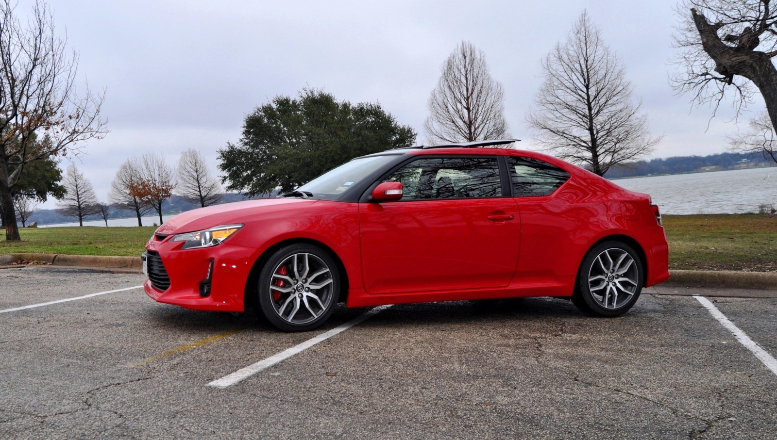 Road Test Review - 2015 Scion tC 6-Speed With TRD Performance Parts 77