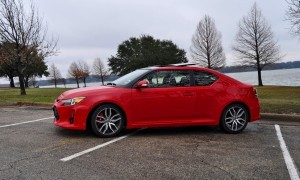 Road Test Review - 2015 Scion tC 6-Speed With TRD Performance Parts 78