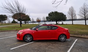 Road Test Review - 2015 Scion tC 6-Speed With TRD Performance Parts 79