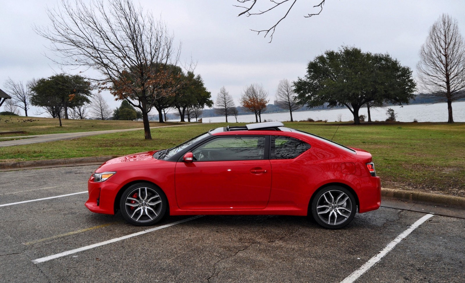 Road Test Review - 2015 Scion tC 6-Speed With TRD Performance Parts 80