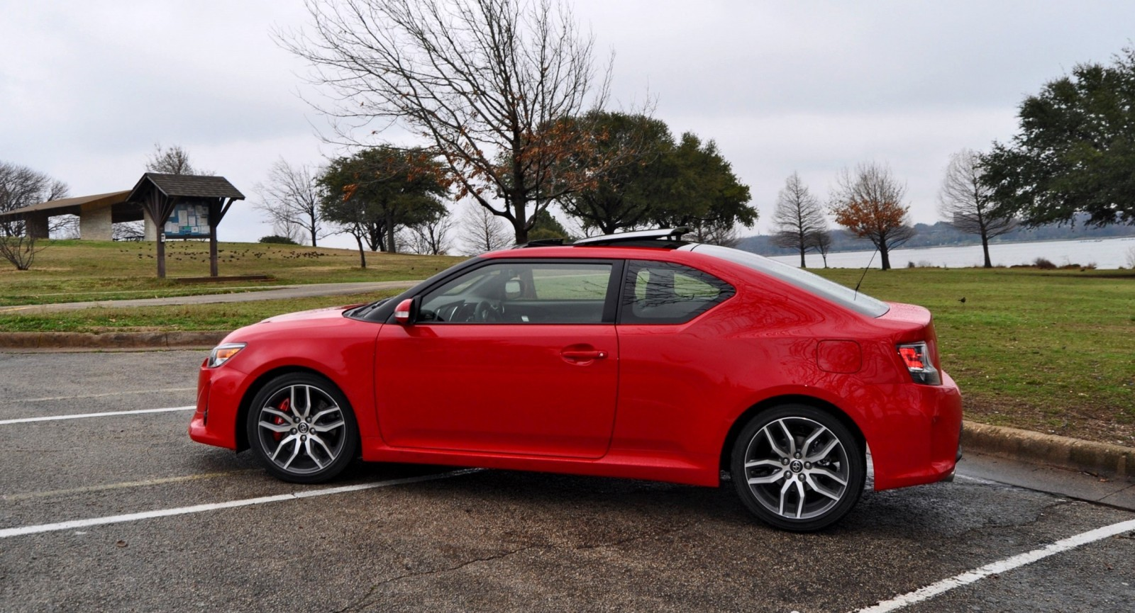 Road Test Review - 2015 Scion tC 6-Speed With TRD Performance Parts 81