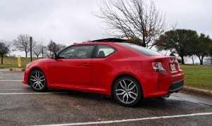 Road Test Review - 2015 Scion tC 6-Speed With TRD Performance Parts 83