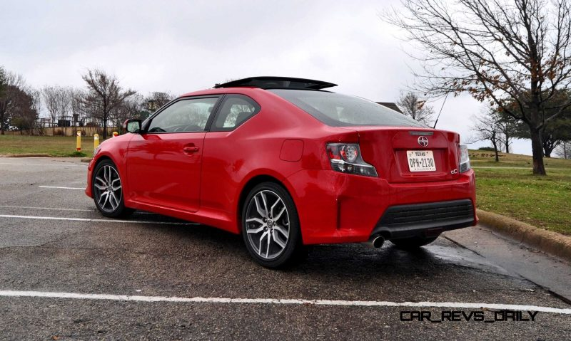 Road Test Review - 2015 Scion tC 6-Speed With TRD Performance Parts 85