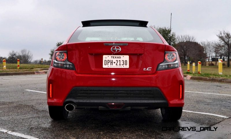 Road Test Review - 2015 Scion tC 6-Speed With TRD Performance Parts 88