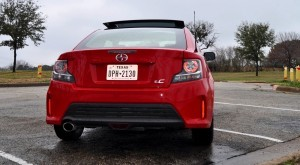 Road Test Review - 2015 Scion tC 6-Speed With TRD Performance Parts 89