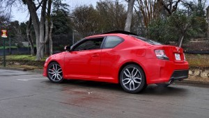 Road Test Review - 2015 Scion tC 6-Speed With TRD Performance Parts 9