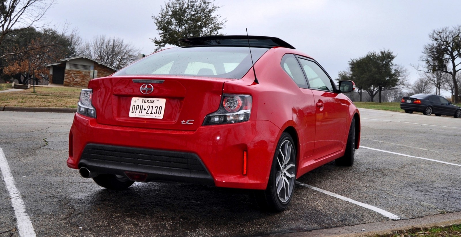 Road Test Review - 2015 Scion tC 6-Speed With TRD Performance Parts 90