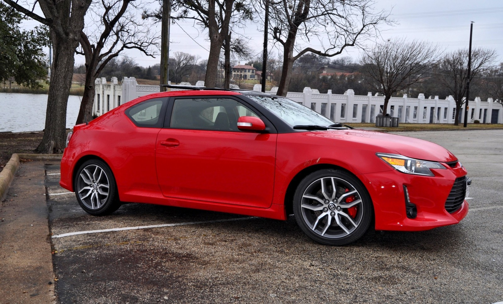 Road Test Review - 2015 Scion tC 6-Speed With TRD Performance Parts 92