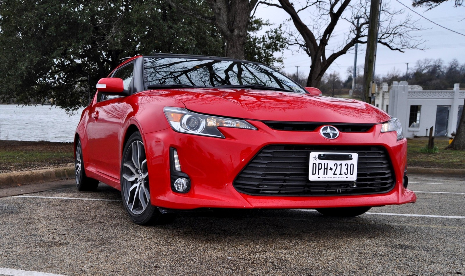 Road Test Review - 2015 Scion tC 6-Speed With TRD Performance Parts 97