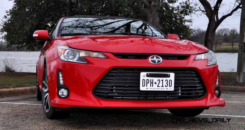 Road Test Review - 2015 Scion tC 6-Speed With TRD Performance Parts 98