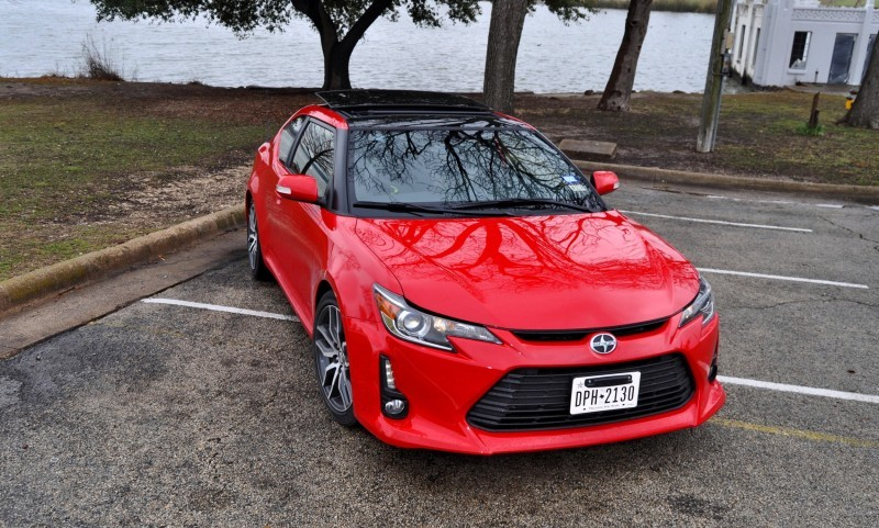 Road Test Review - 2015 Scion tC 6-Speed With TRD Performance Parts 99