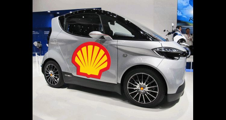 Shell Project M