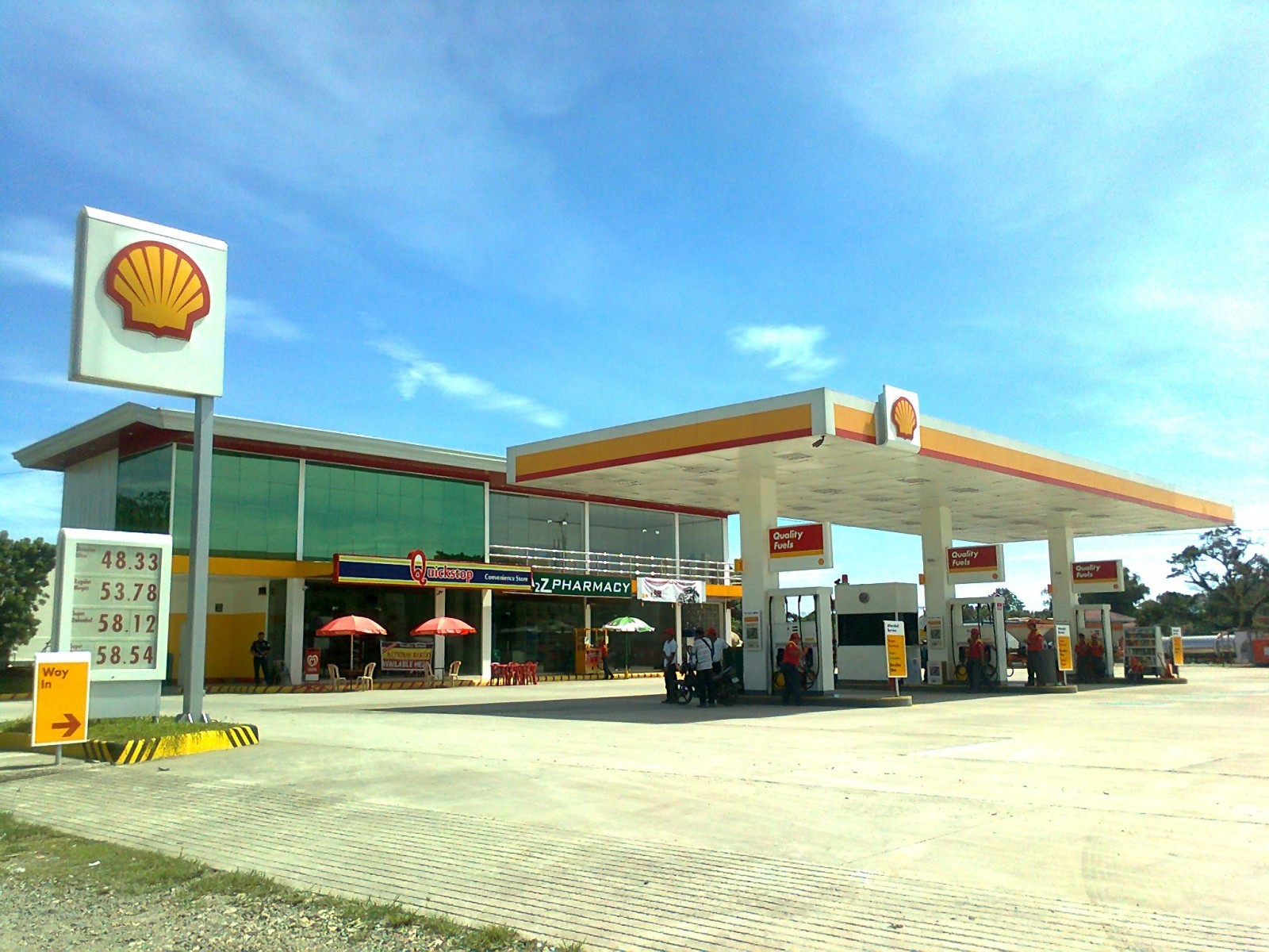 shell gas station kalaw facilities analysis Investment grade philippines: seizing opportunities to achieve inclusive growth investment grade philippines: seizing opportunities to achieve common station.