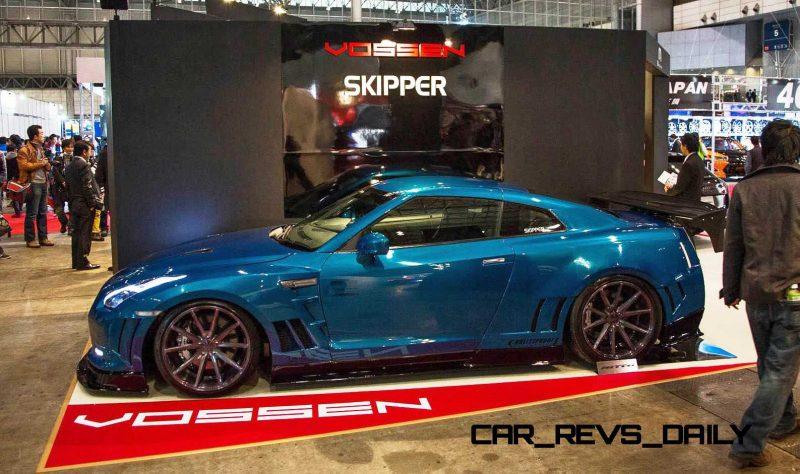 SuperTuner Showcase - 2015 Nissan GT-R by SKIPPER ft