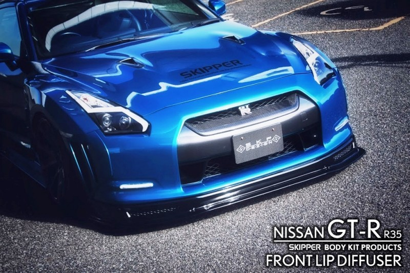 SuperTuner Showcase - 2015 Nissan GT-R by SKIPPER ft. Vossen VFS1 Forged Alloys 49