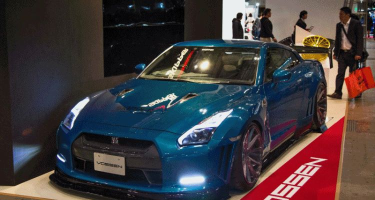 SuperTuner Showcase - 2015 Nissan GT-R by SKIPPER ft. Vossen VFS1 Forged Alloys