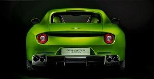 Superleggera Berlinetta Lusso Colors 100