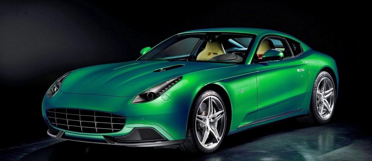 Superleggera Berlinetta Lusso Colors 32