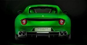 Superleggera Berlinetta Lusso Colors 45