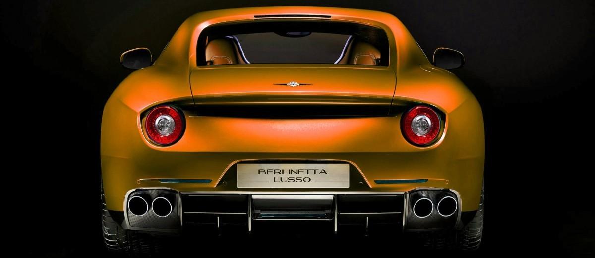 Superleggera Berlinetta Lusso Colors 5