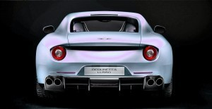 Superleggera Berlinetta Lusso Colors 50