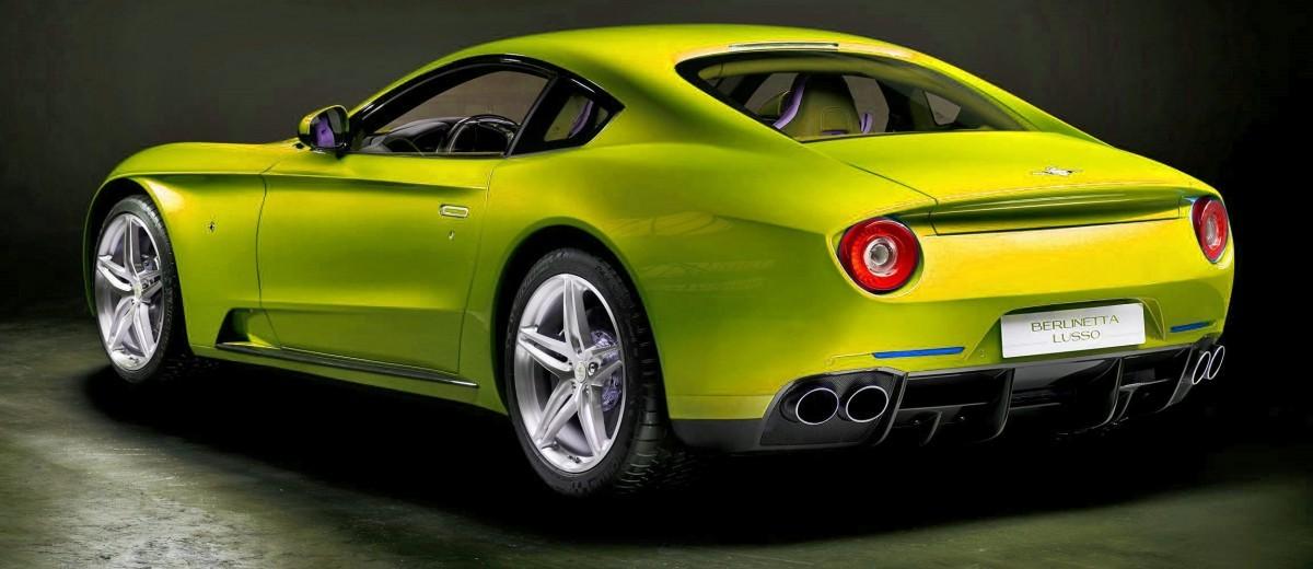 Superleggera Berlinetta Lusso Colors 64