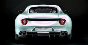 Superleggera Berlinetta Lusso Colors 70