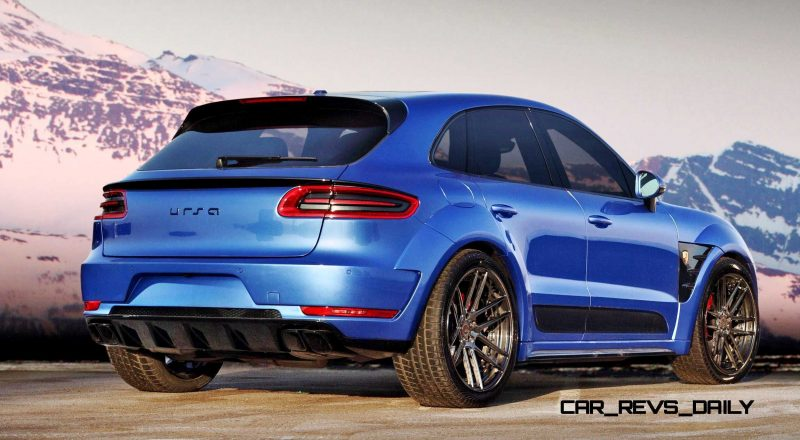 TOPCAR Porsche Macan 21