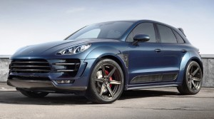 TOPCAR Porsche Macan 3