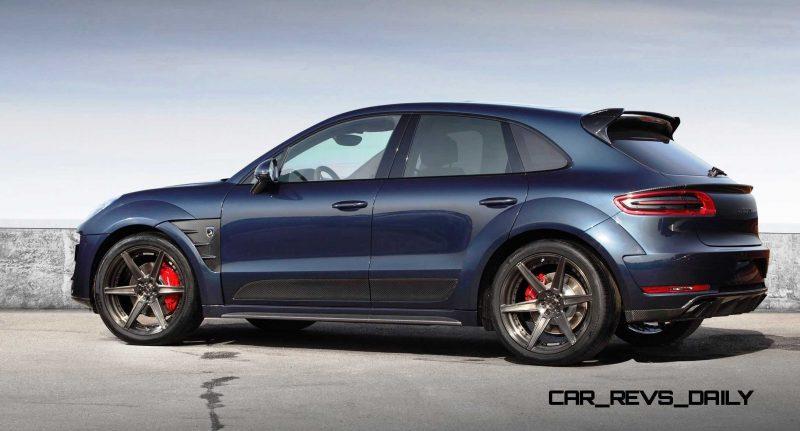 TOPCAR Porsche Macan 8