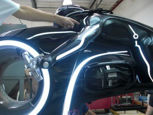 TRON Legacy motorcycle 1
