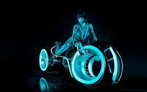 TRON Legacy motorcycle 3