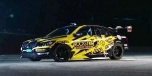 Tanner Foust VW Passat Formula Drift Car 14