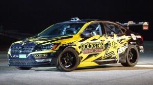 Tanner Foust VW Passat Formula Drift Car 4
