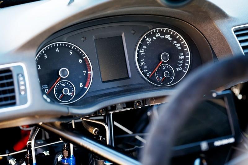 Tanner Foust VW Passat Formula Drift Car 7