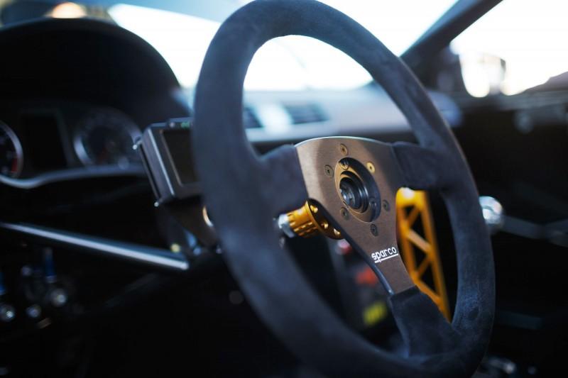 Tanner Foust VW Passat Formula Drift Car 8