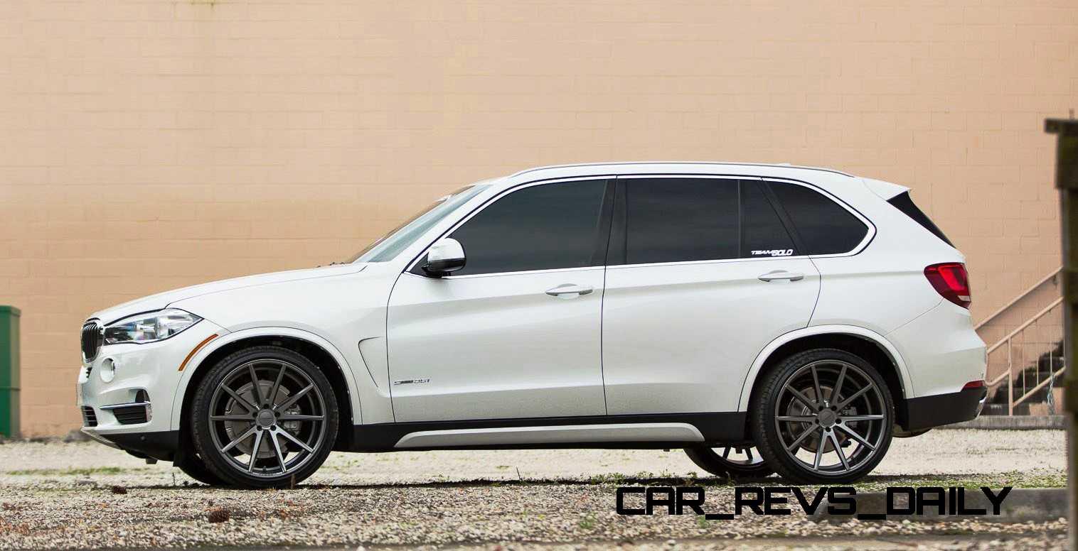 VOSSEN VFS1 Wheels on 2015 BMW X5 sDrive35i M Sport 10